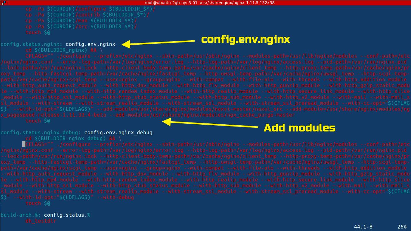 Install lemp on Ubuntu 16.04