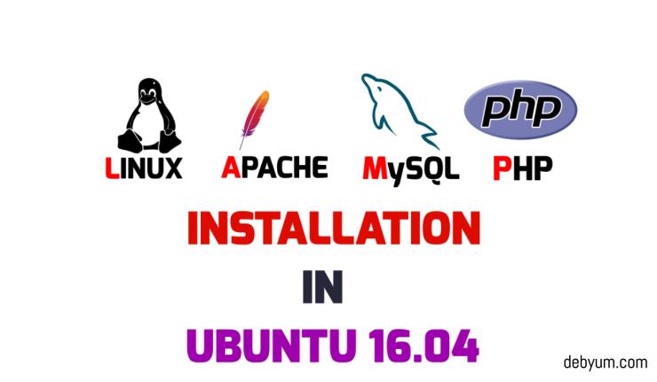 install lamp on ubuntu