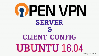 setup openvpn in ubuntu