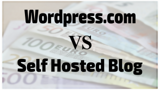 Free blog vs Self hosted blog. which one is better?