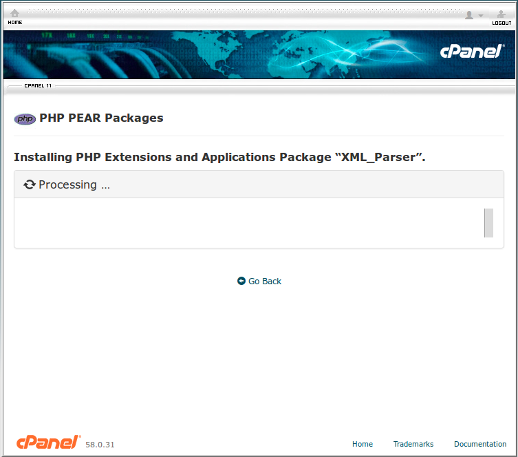 How to install and uninstall PHP Extensions in Cpanel.