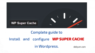 install wp super cache in nginx