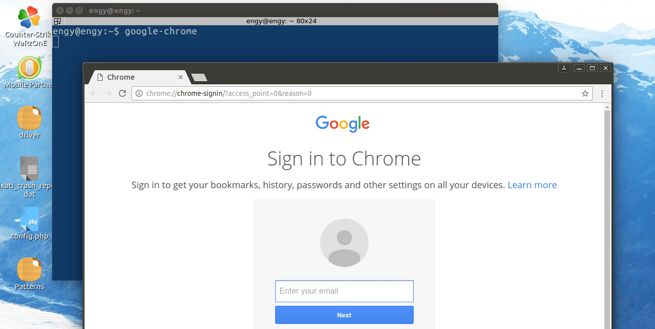 Install latest stable version of Google Chrome in Ubuntu