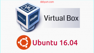 install virtualbox on ubuntu 16.04