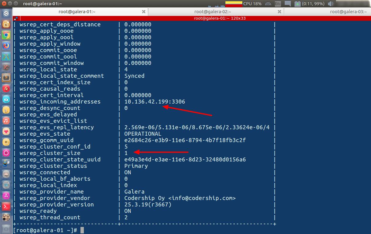 How to Setup MariaDB Galera Cluster on CentOS 7 - DebYum