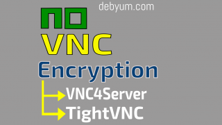 noVNC encryption tightvnc
