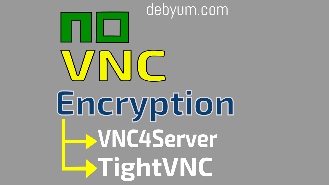 Securely Access VNC remote desktop with noVNC Encryption