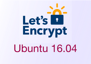 LetsEncrypt install on ubuntu 16.04