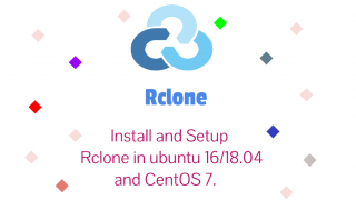 Setup Rclone For Google Drive On Ubuntu 18.04
